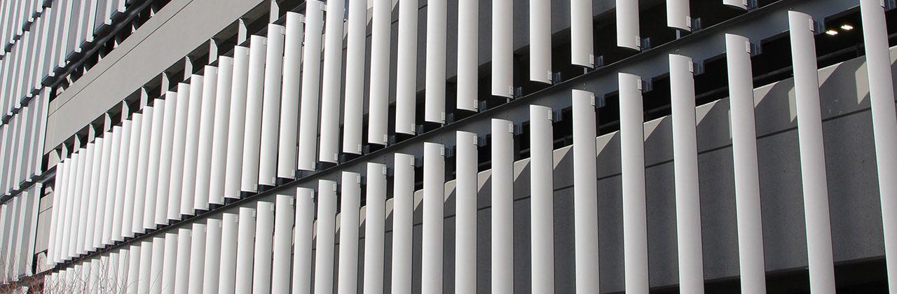 Image Result For Glass Fins Facade Hong Kong Facades