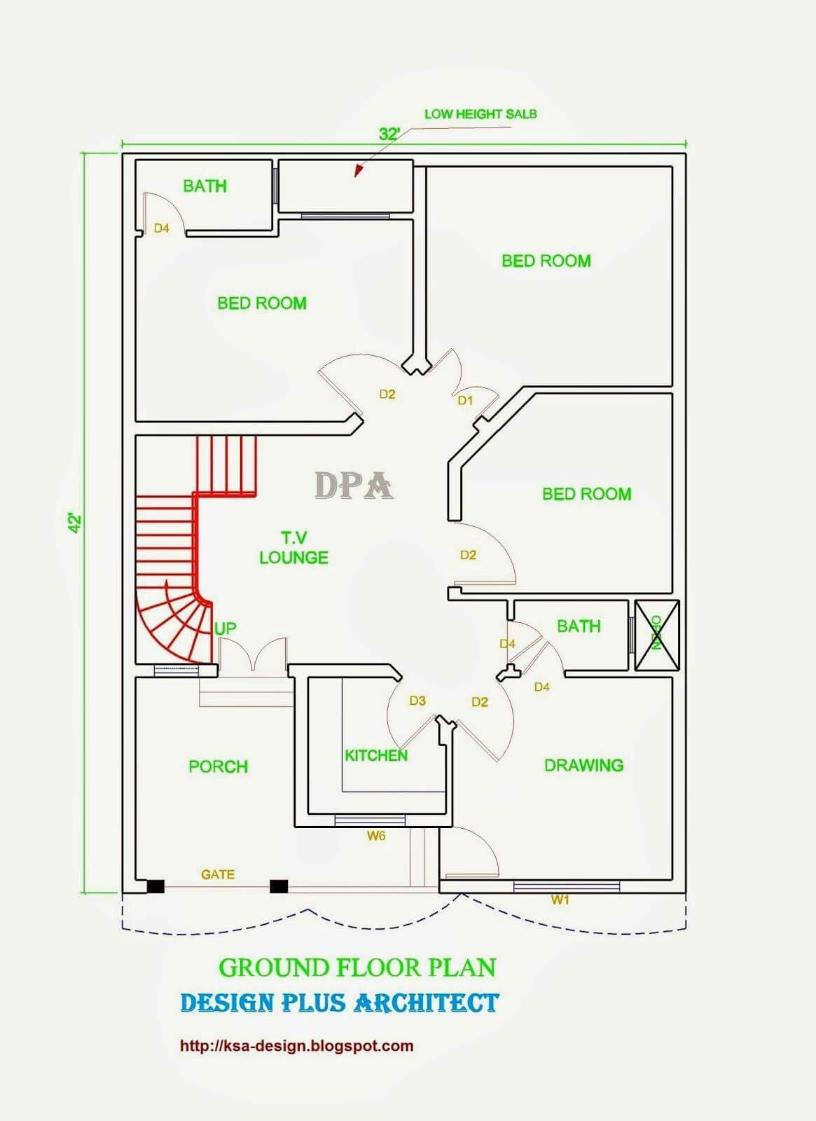 Layout Plans Pakistan Houses   House And Home Design