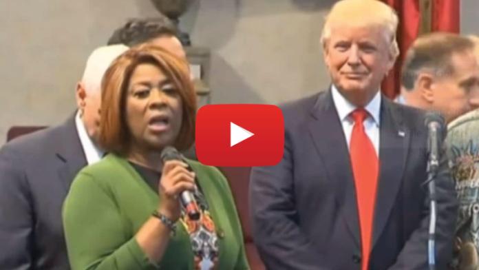 See pastor Belinda Scott's speech that has shaken the