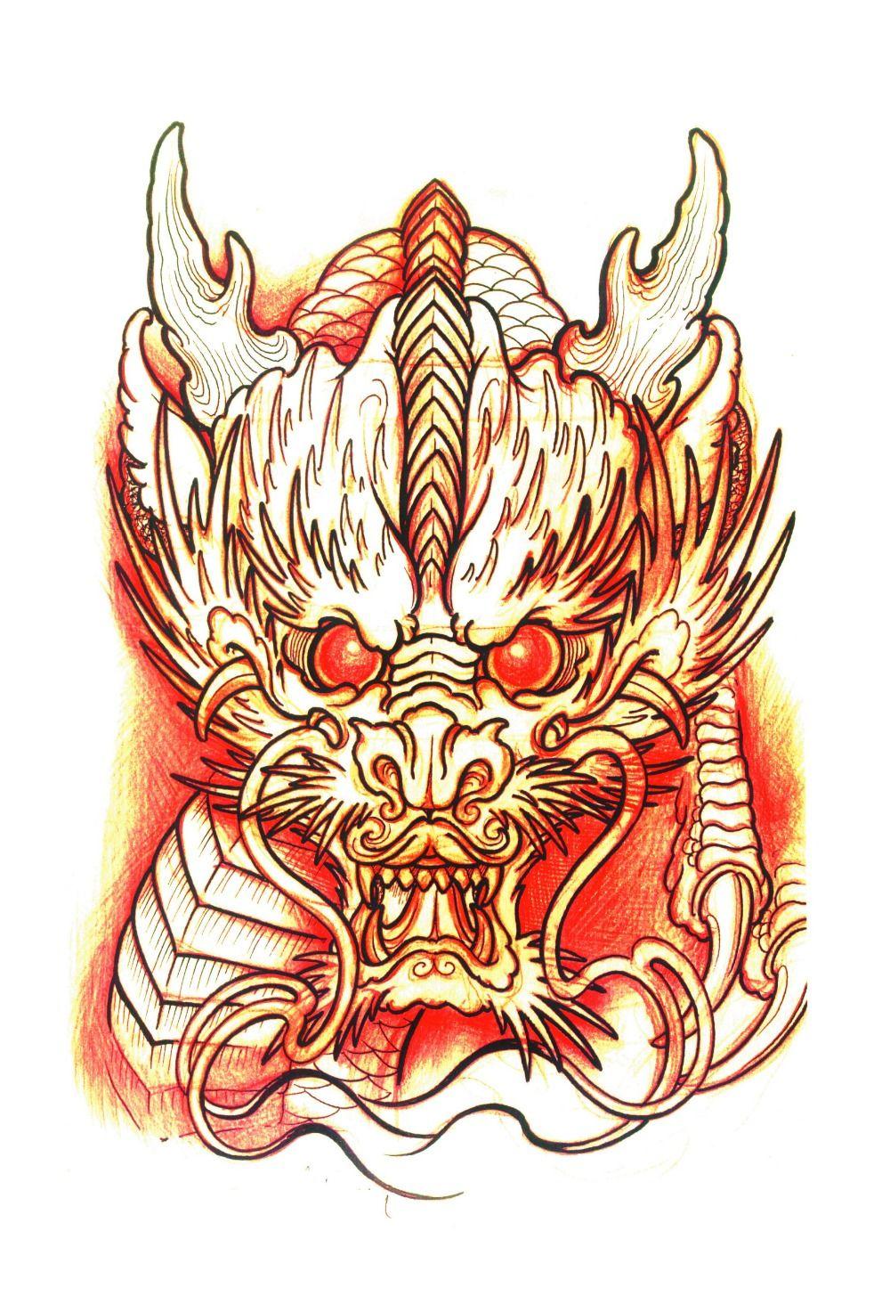 Aliexpress Com Buy Pdf Format Tattoo Book Drgaon Skull Hannya Ghost Eagletattoo Fudo Myo O Tattoo Flash Book Tattoo Des Flash Tattoo Book Tattoo Sketch Free