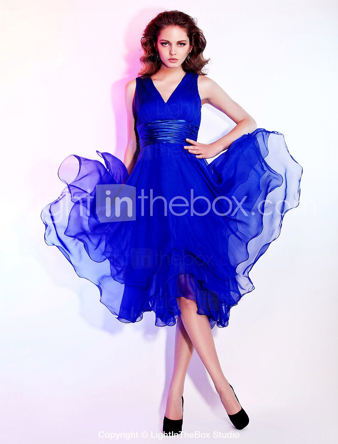 Ts couture cocktail party holiday wedding party dress royal