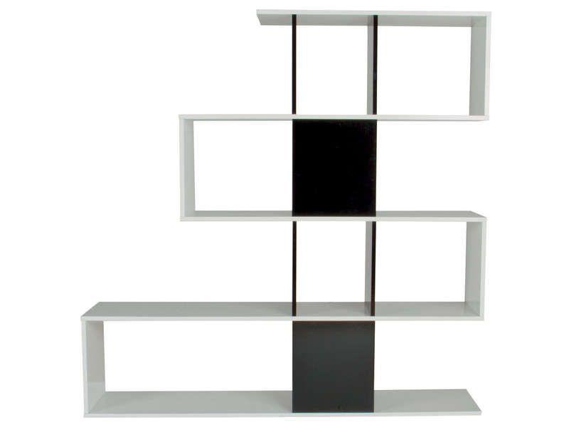 s paration zig zag vente de biblioth que et vitrine conforama chambre pinterest. Black Bedroom Furniture Sets. Home Design Ideas