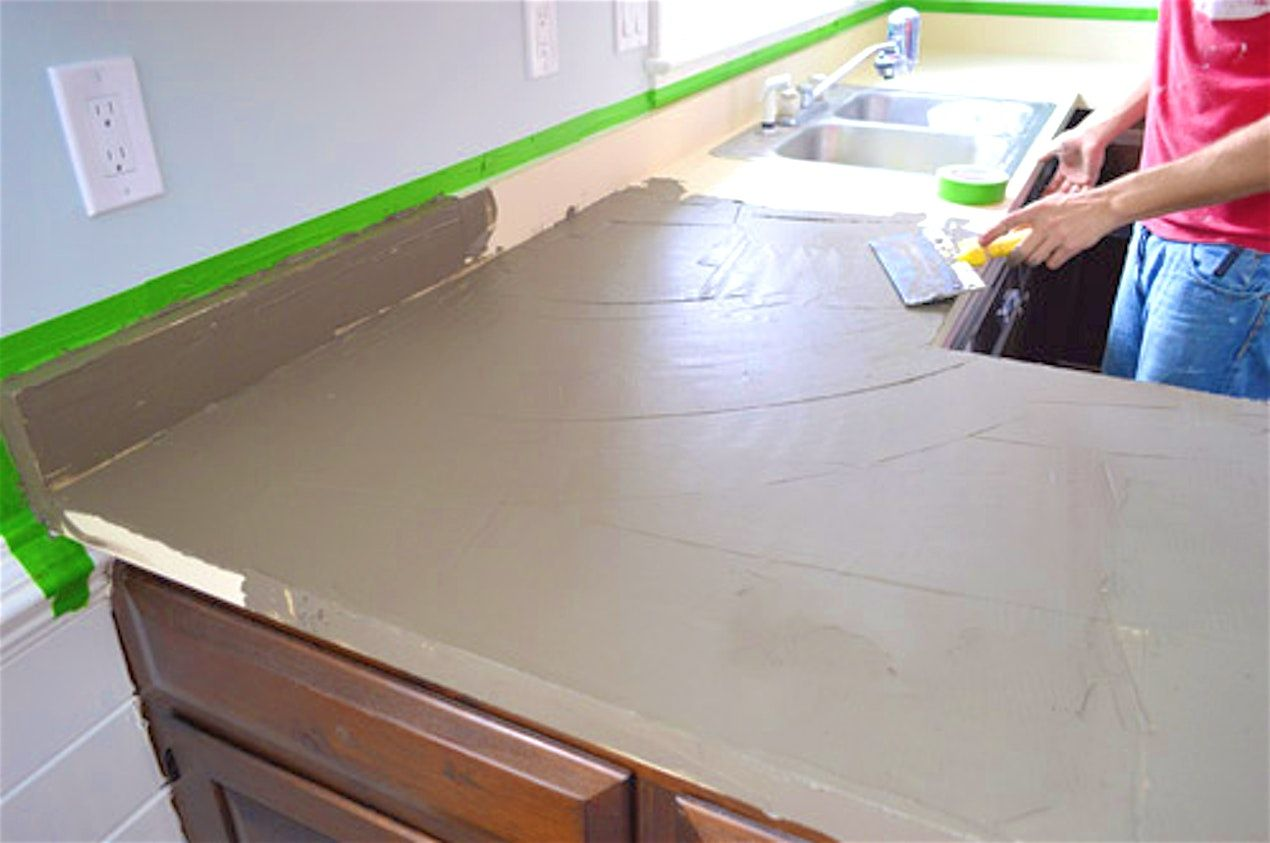 Superieur 99+ How To Cover Tile Countertops With Thin Quartz   Kitchen Counter Top  Ideas Check