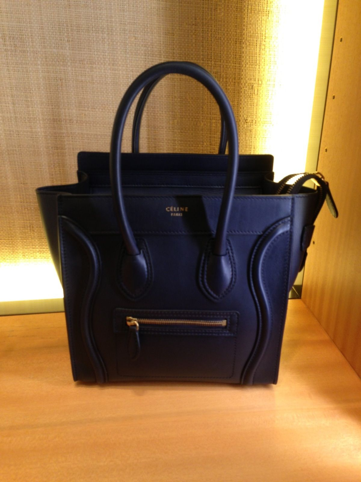 Celine Micro At Barneys Hy Day Purse Bag