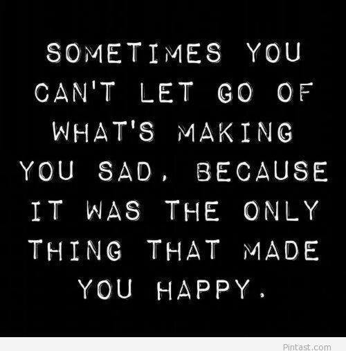 happy and sad quotes
