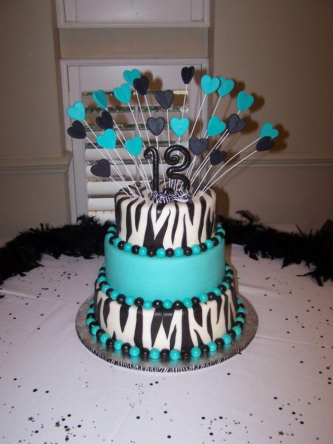 Thirteenth Birthday Cake Basketball