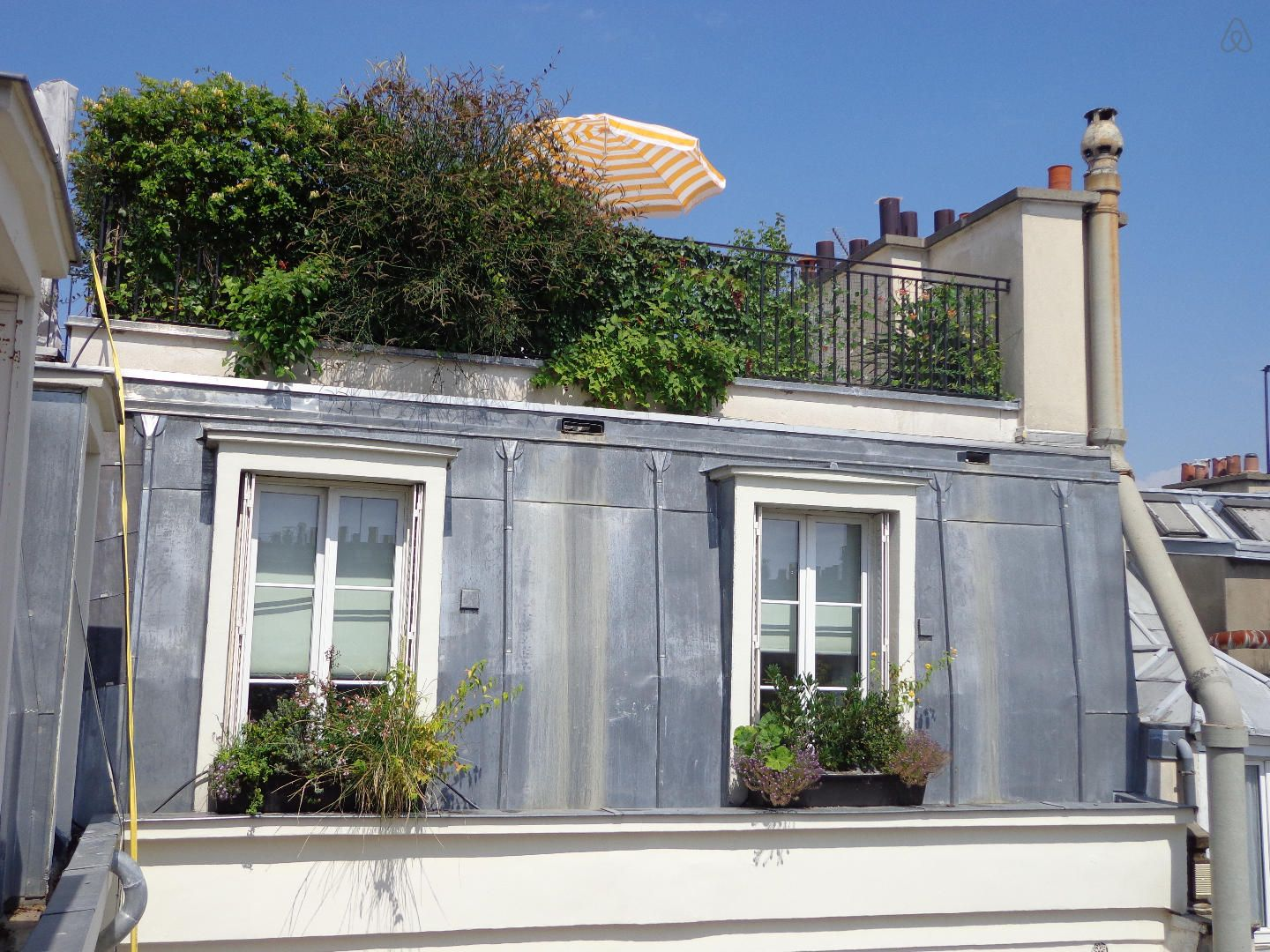 Air Bnb Belle Ile En Mer Check Out This Awesome Listing On Airbnb Terrace Balcony Eiffel