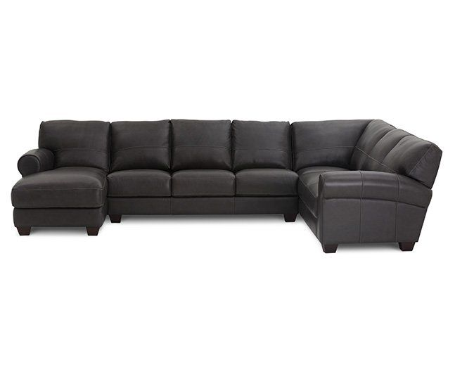 So 3 Pc Sectional Furniture Row