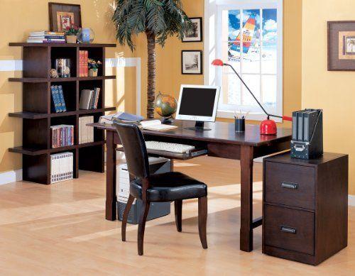 Inland Empire Furniture Hamilton Merlot Solid Wood Desk U0026 Chair By Inland  Empire Furniture. $829.20
