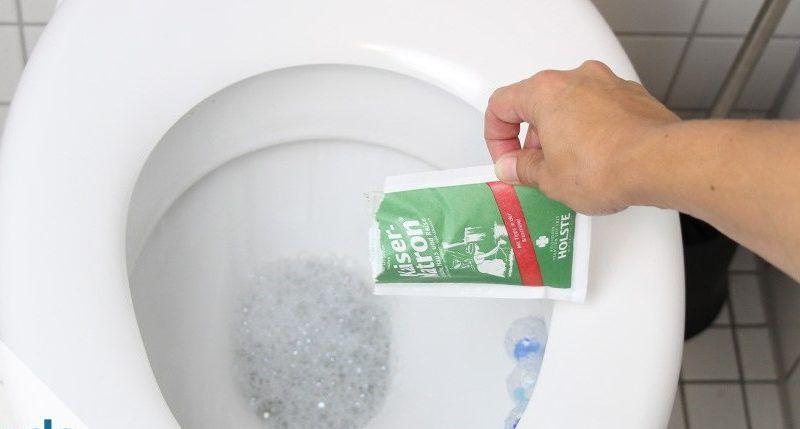 Die Toilette Kann Zu Einem Wahren Paradies Fur Bakterien Werden