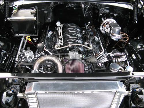 LS engine photos??? Page 2 1955 Chevy