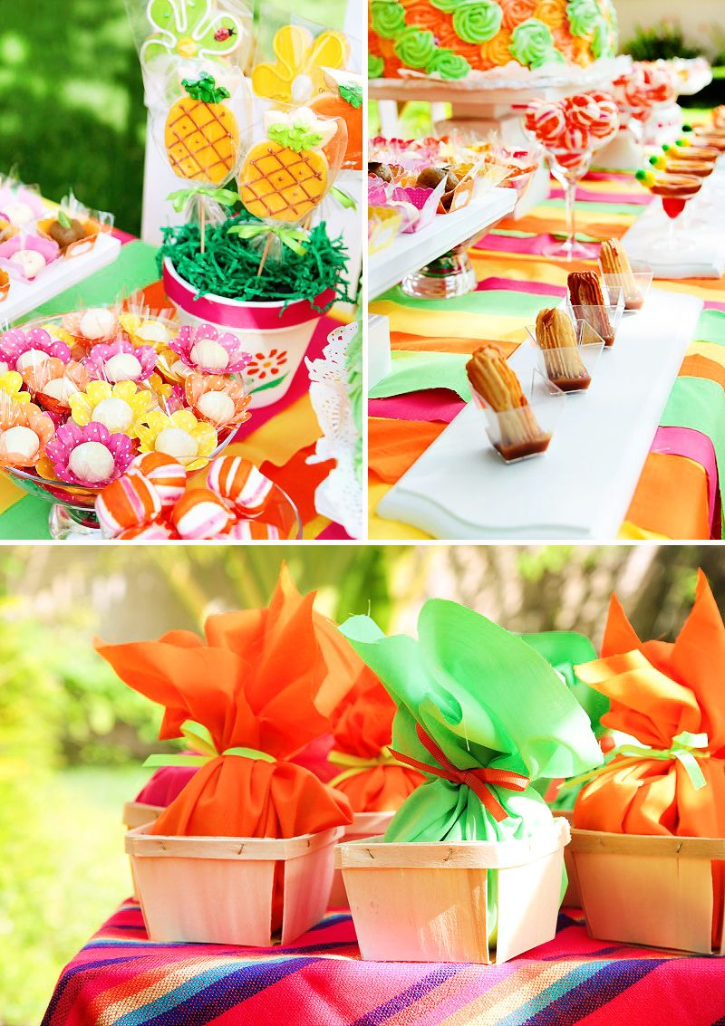 Vibrant mexican fiesta birthday party adorable food truck vibrant mexican fiesta birthday party adorable food truck centerpiece dhlflorist Image collections