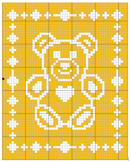 Photo of Face Mask crochet PATTERN. Face Mask crochet. Teddy Crochet Pattern Easy crochet