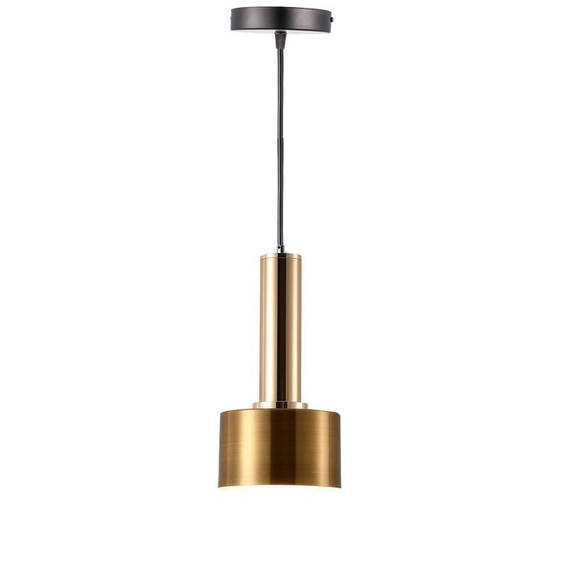 Lampe Suspendue A 1 Lampe En Aluminium Pour Restaurant Salon Cuisine Ceiling Lights Ceiling Lighting