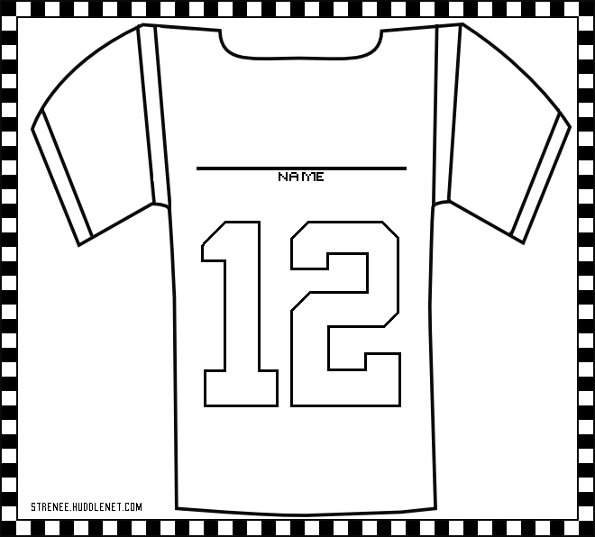 Seattle Seahawks Free Coloring Pages  Coloring Print and Style