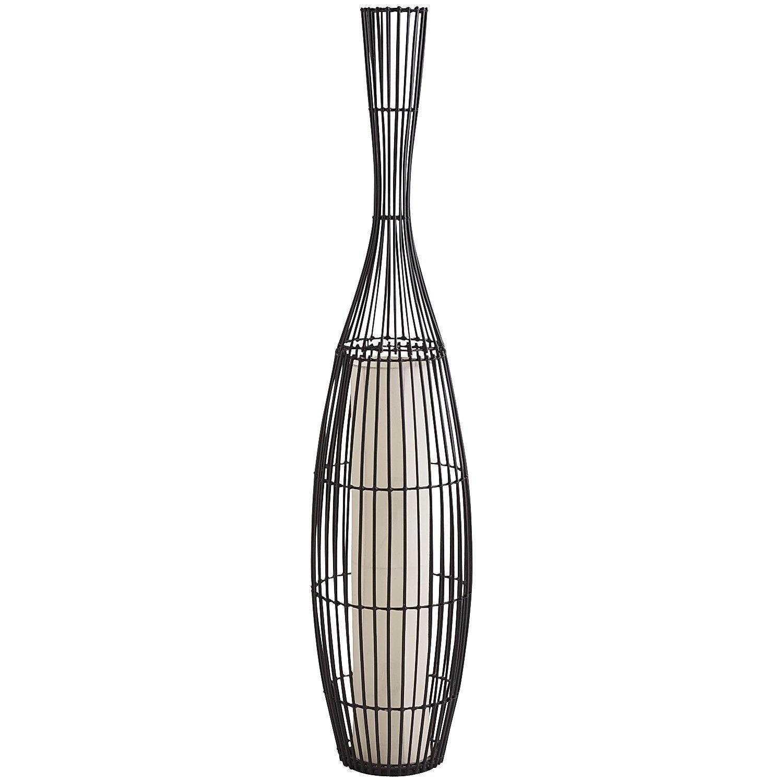 Wicker vase floor lamp black pier 1 imports house ideas wicker vase floor lamp black pier 1 imports reviewsmspy