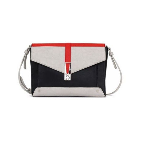 Venus Color Block Crossbody ($29) ❤ liked on Polyvore featuring bags, handbags, shoulder bags, crossbody shoulder bags, colorblock handbags, color block purse, cross body and crossbody handbags