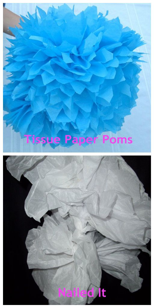 Nailed it tissue paper flowers nailed it pinterest fails nailed it tissue paper flowers mightylinksfo