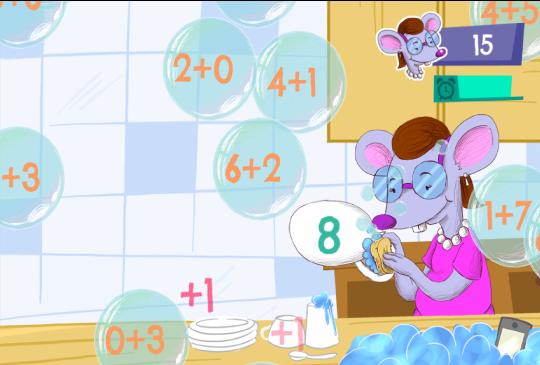 Juegos De Sumas Y Restas Juegos Educativos Para Niños De 6 A 7 Años Juegos Educativos Para Niños Juegos Para Niños Niños