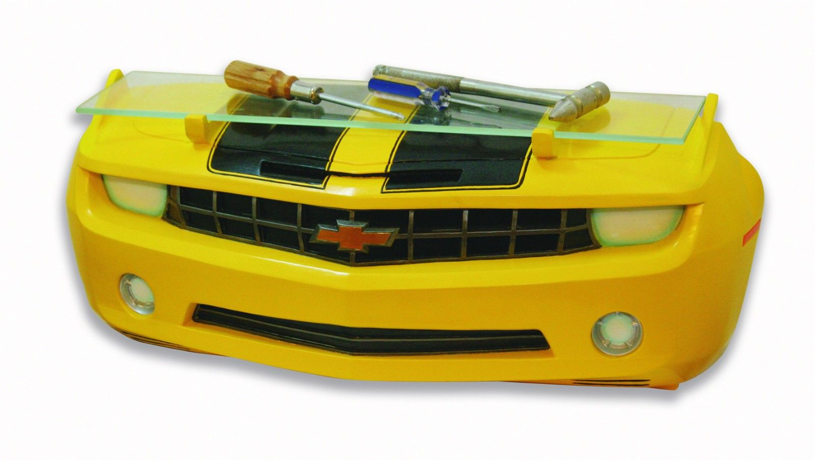 2010 Chevrolet Camaro 3-D Front End Wall Shelf Size dimensions ...