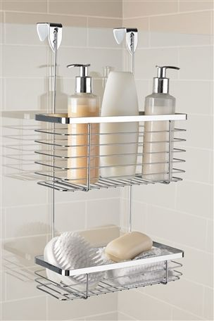 Swell Buy Over Door Shower Caddy From The Next Uk Online Shop Home Remodeling Inspirations Basidirectenergyitoicom