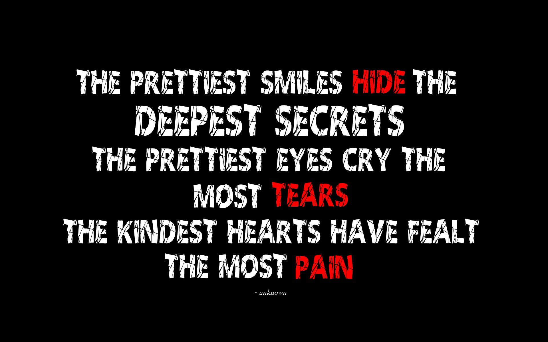 2 20 Great Random Quotes On Big Images The Prettiest Smiles