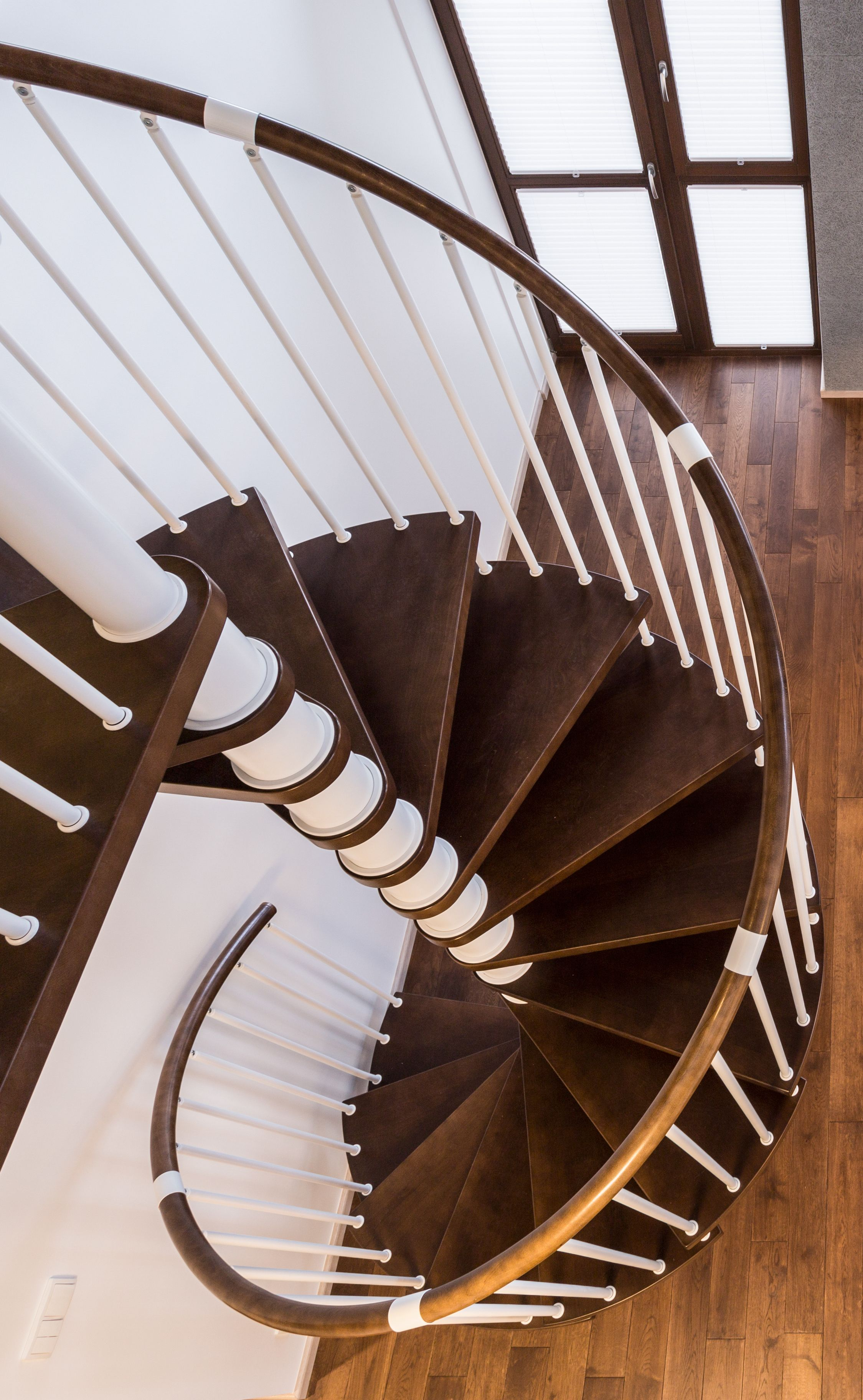 Best A Spiral Staircase Will Help Save Space And Avoid Too Many 400 x 300