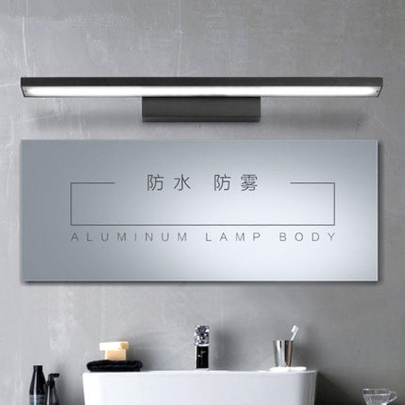 LED Mirror Front Light 8w 12w Waterproof Bathroom Wall Light ...