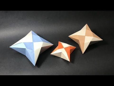Photo of Origami Box / Modular origami Ninja Box