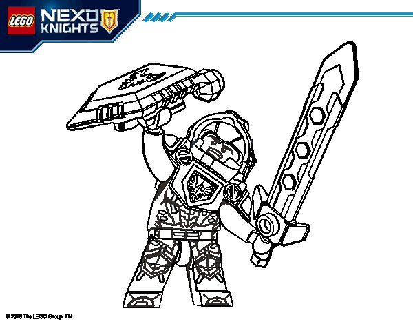 Coloring Pages Knights 29 New Lego Nexo Knights Coloring Pages Released The Brick Show Coloring Pages Knights Knights Color Coloring Pages Knight Brick Show
