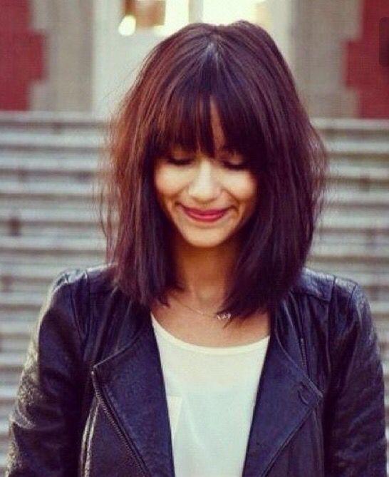 Pin de Jessica Vogelsang en Hair Styles Pinterest