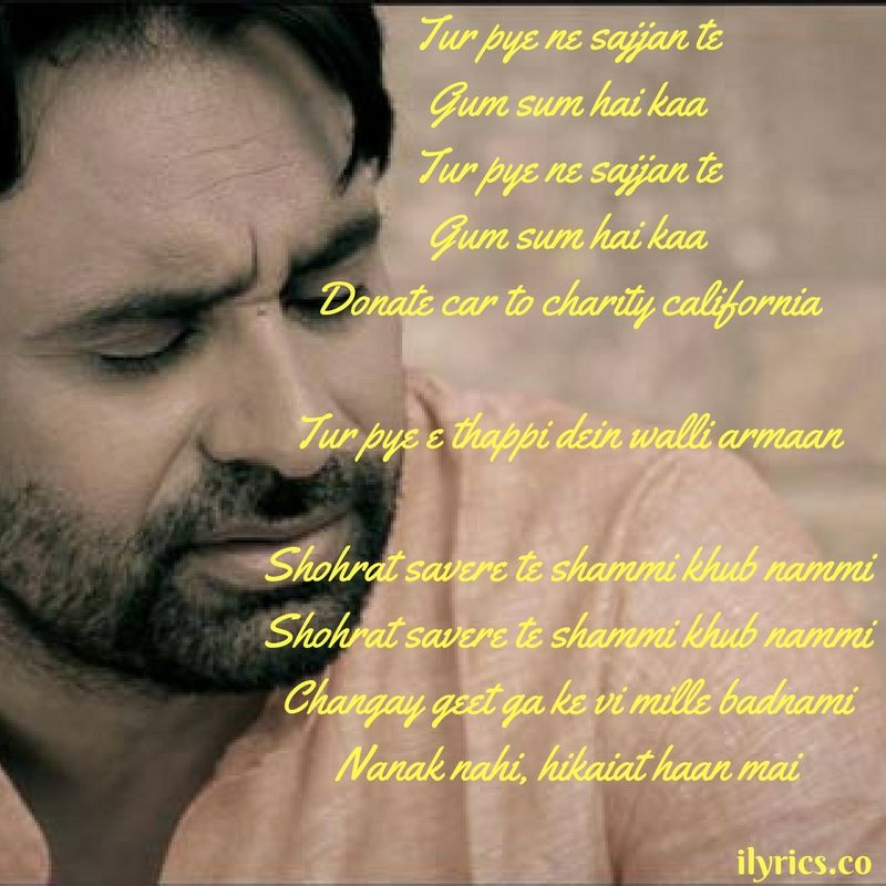 Lyric song title by lyrics : Khalnayak 2 (Title) Lyrics From Khalnayak 2 By Babbu Maan ...
