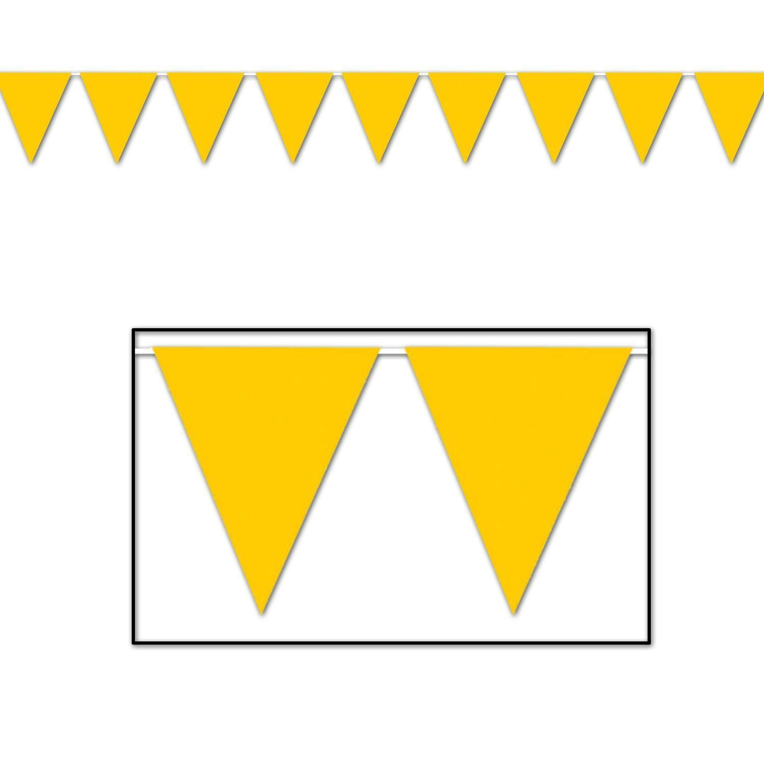 Indooroutdoor pennant banner party decoration ct pennant