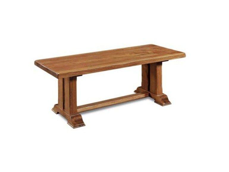 Tavolo Scandola ~ Alsace by domus arte tavolo rettangolare in legno h