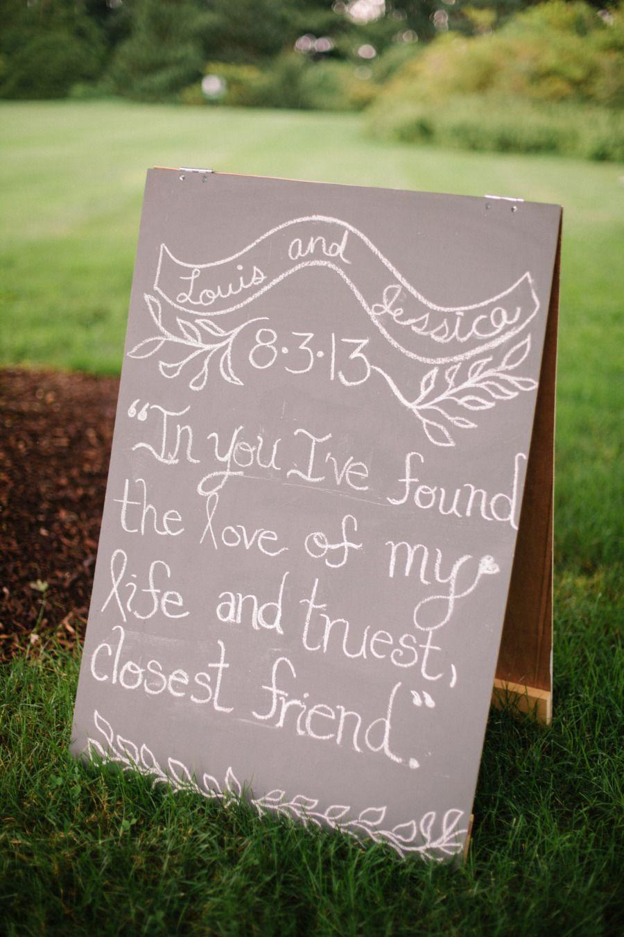 Wedding decorations quotes  Lasdon Park New York Wedding from Caroline Frost Photography
