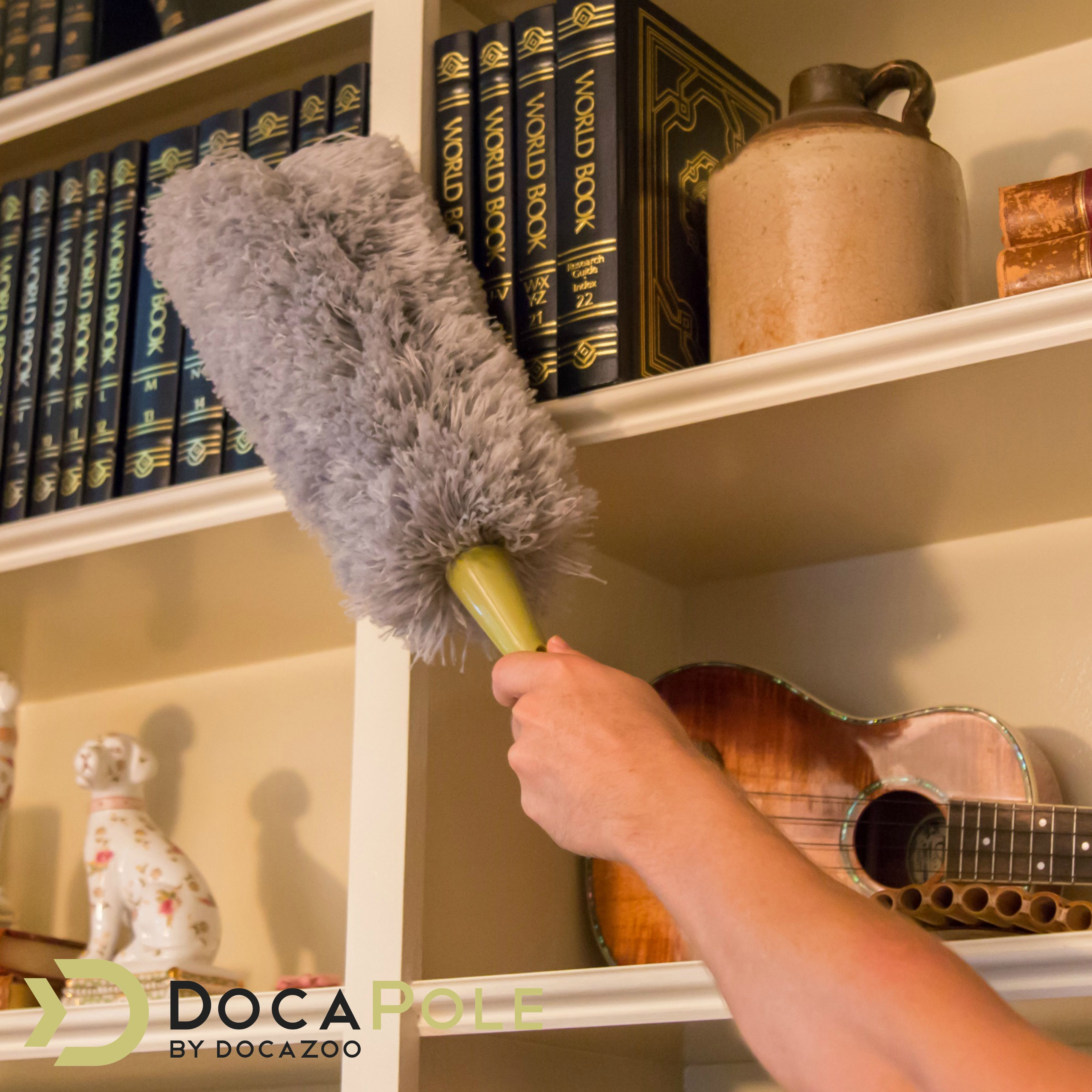 Docapole Microfiber Dusting And Cleaning Attachment Microfiber Cleaner Cleaning Surface Microfiber