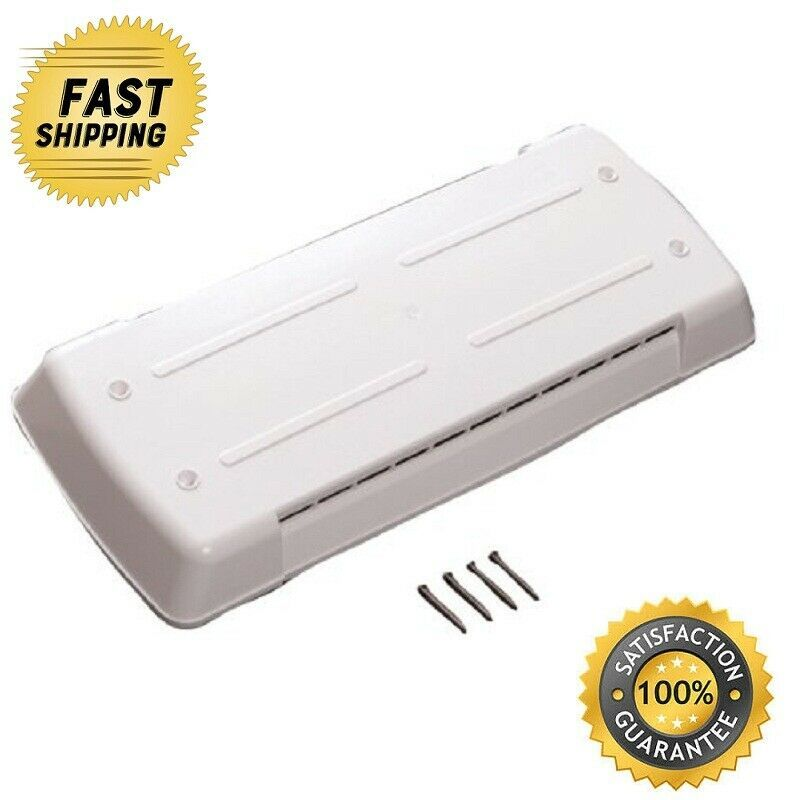 Sponsored Ebay Dometic Refrigerator Rv Roof Vent Lid Cover Ventmate Trailer Replacement Part Dometic Refrigerator Roof Vents Roof Cap