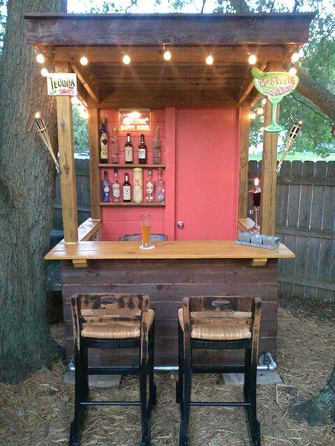 Beau Backyard Bar