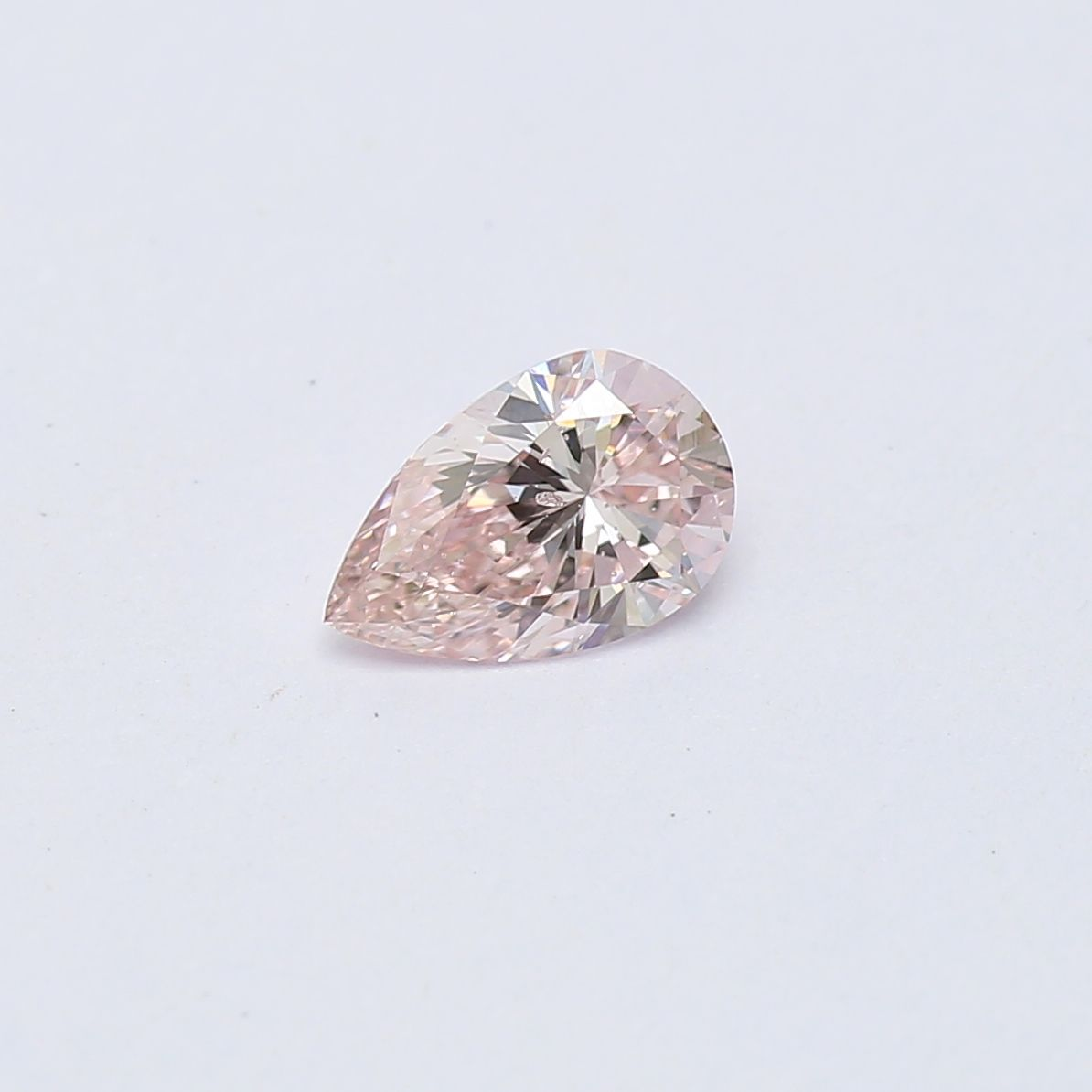 639a60707 Pear 0.15 PC1 Argyle Pink Diamond   Loose Coloured Diamonds ...