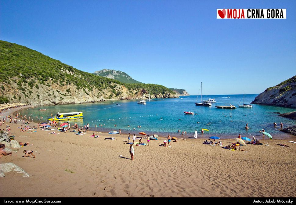 Queen S Beach Canj The Places Youll Go Beach Montenegro
