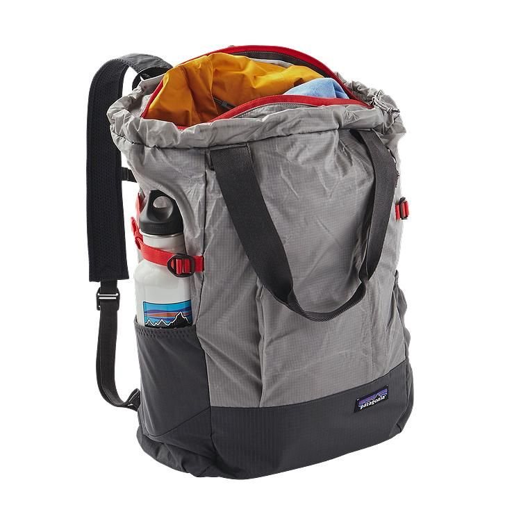 Patagonia Lightweight Travel Tote Pack 22l A Bag That You Can Wear As Backpack And It Folds Into Its Own Pouch For Compact Stowage
