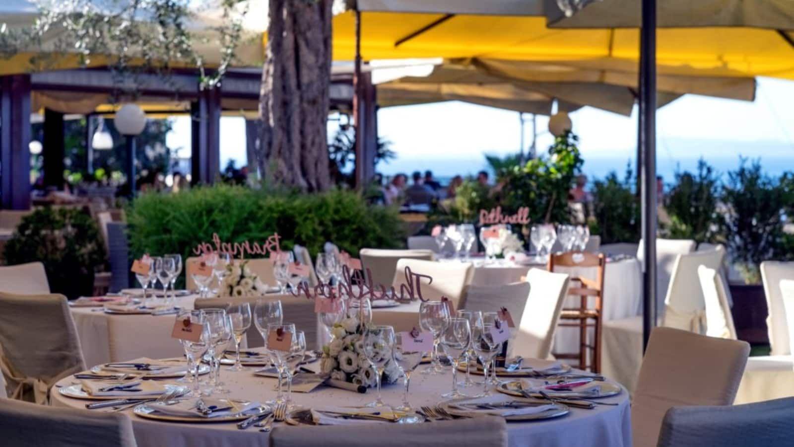 Weddings In Sorrento Reception Venues A Perfect Reception