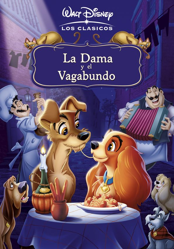 Wuaki Tv Smart Entertainment Walt Disney Movies Lady And The Tramp Disney Movies