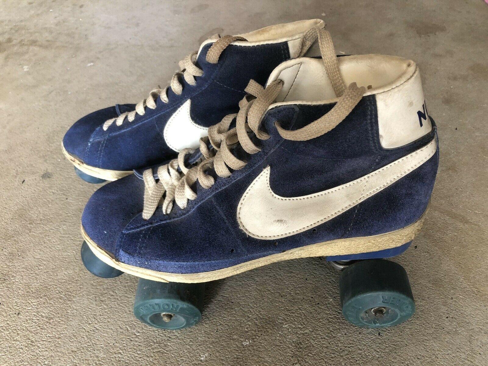 Vintage Nike Roller Skates Ebay In 2020 Roller Skates Vintage Nike Roller Skates Vintage