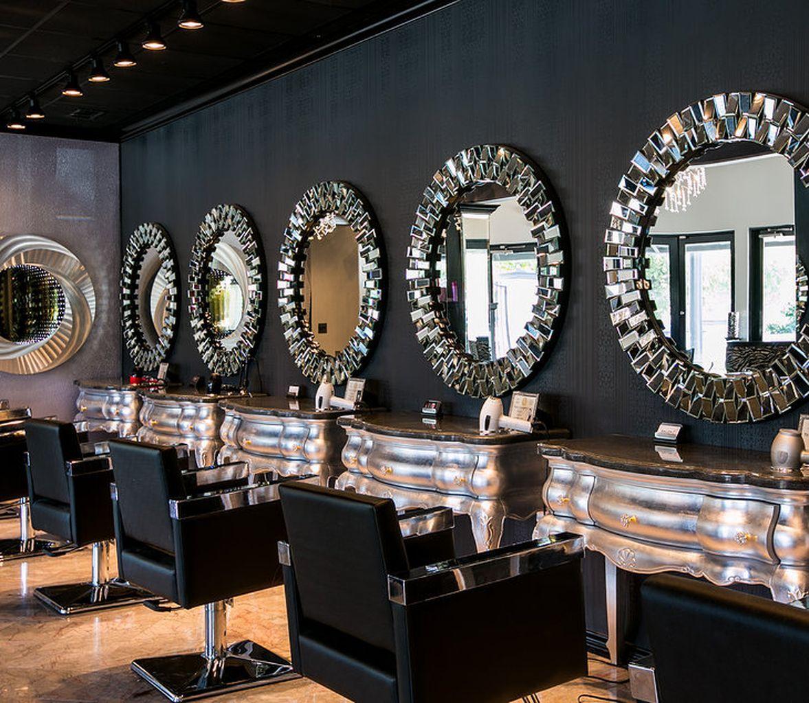 11+ Hair Salon Ideas  Beauty salon decor, Hair salon interior