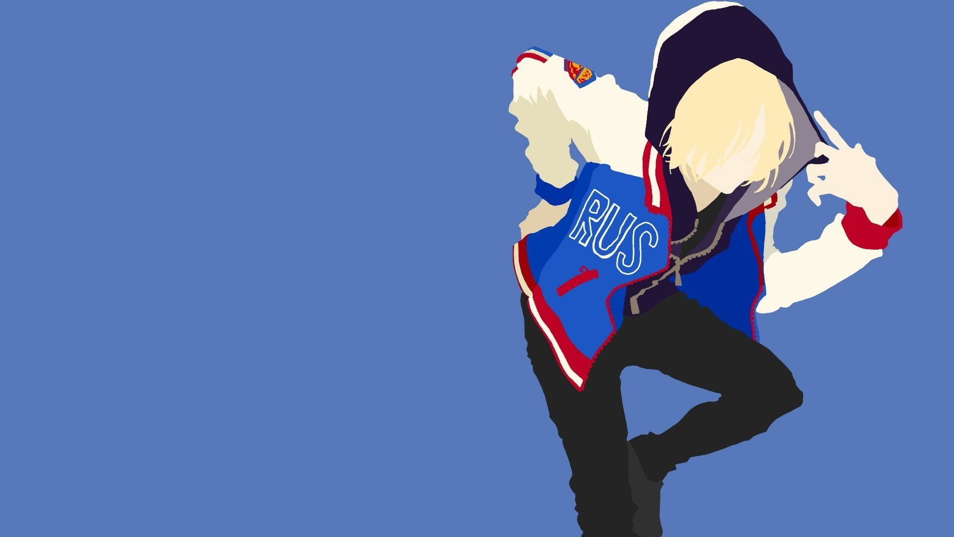 Anime Yuri On Ice Yuri Plisetsky 1080p Wallpaper Hdwallpaper Desktop Yuri Plisetsky Yuri On Ice Yuri Plisetsky Wallpaper