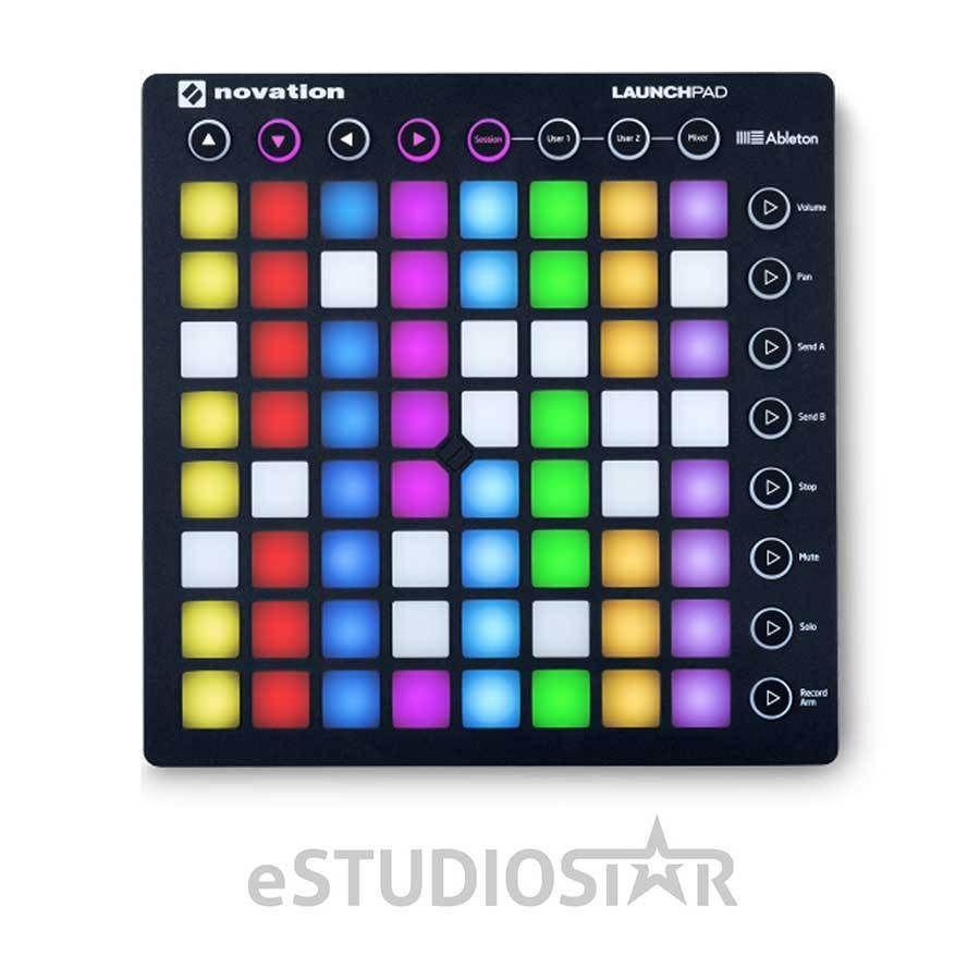 Novation Launchpad S MKII MK2 MIDI USB DJ RGB Pad