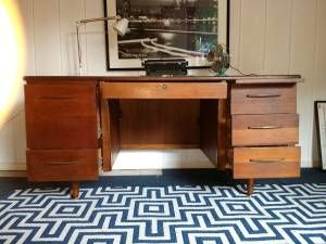 Los Angeles For Free Desk Mid Century Craigslist