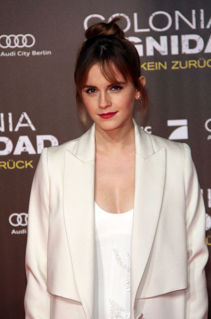 Emma Watson Is A Walking Talking Vision Of Heavenly Joy At Her