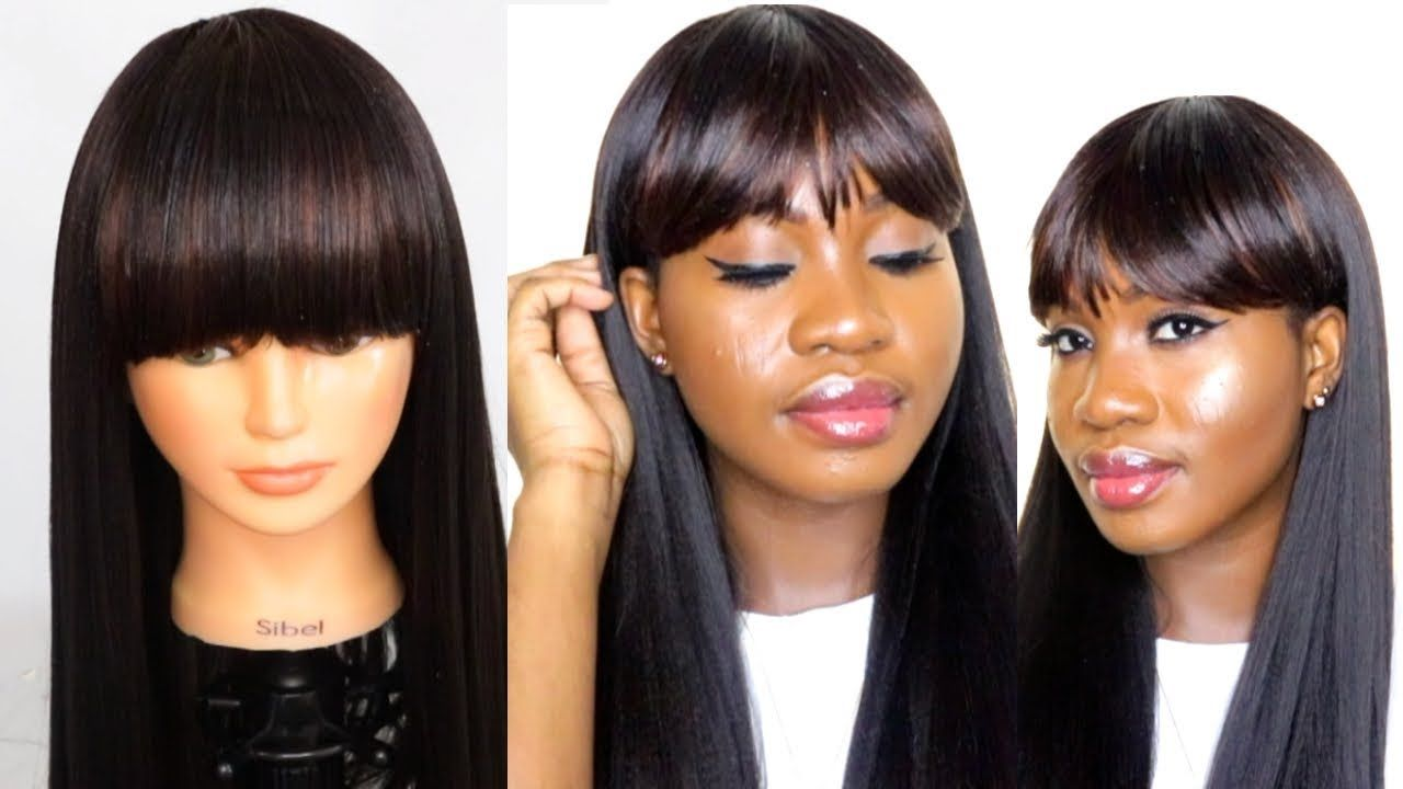 How to make full wig without closure full sew in with